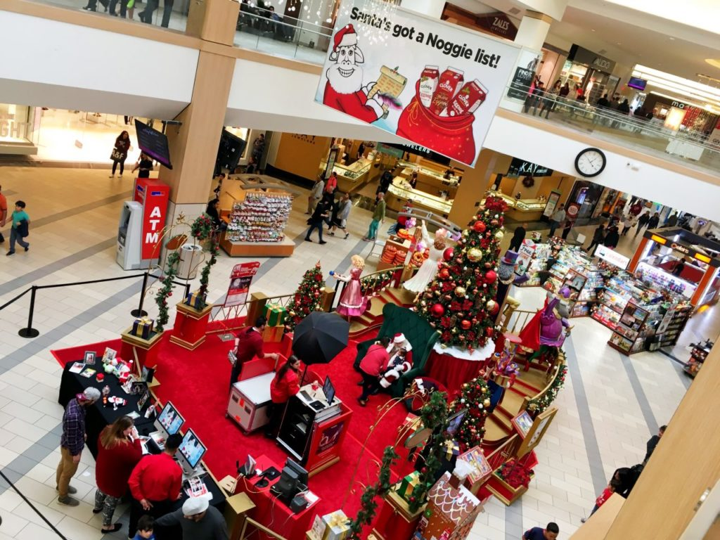 Managing the Mall: 8 Holiday Shopping Strategies in Sonoma County