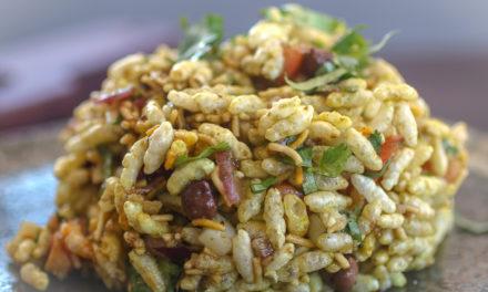 Secret Indian Street Food Menu in Santa Rosa
