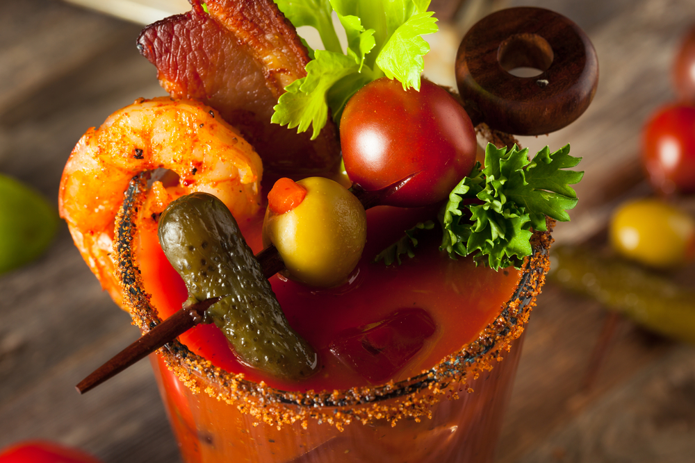 The Ultimate Guide to The Best Bloody Marys in Sonoma County