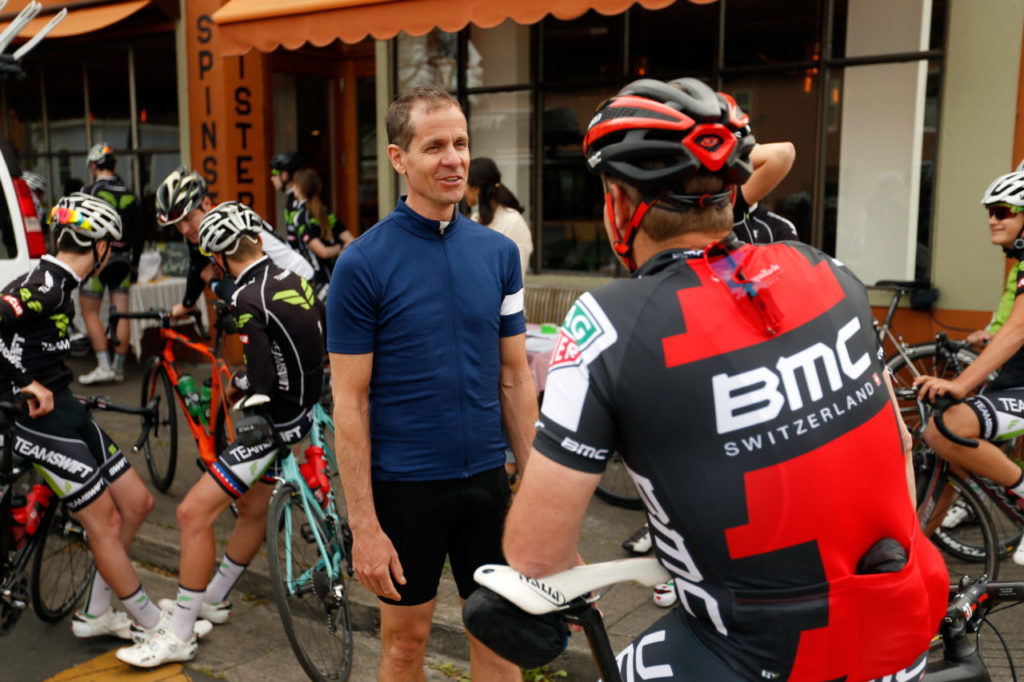 Cycling Celebrity Opens Santa Rosa's Astro Motel With Free Bike Ride