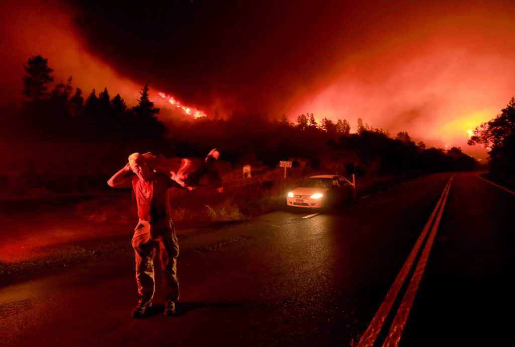 The Fight Of Our Lives Stories From The Sonoma County Fires