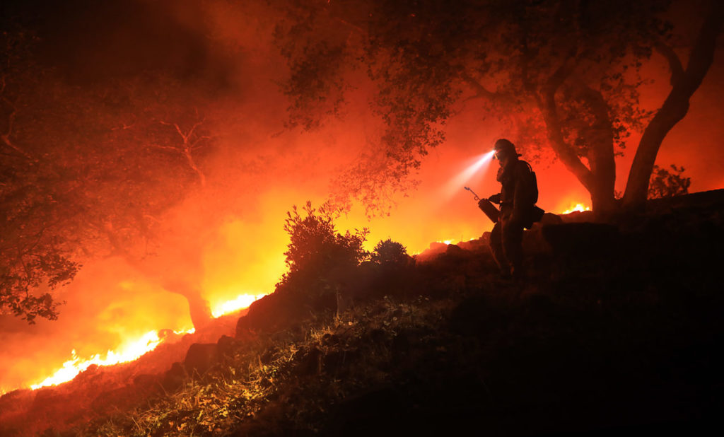 The Fight of Our Lives: Stories from the Sonoma County Fires