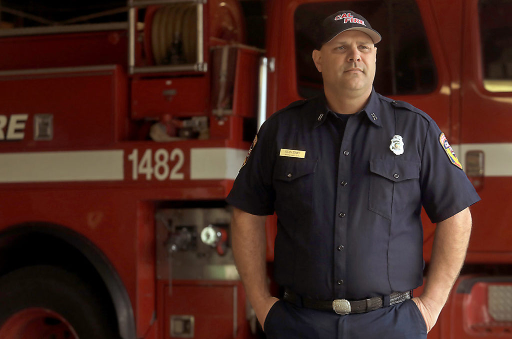 Man With a Plan: How a Glen Ellen Fire Captain Saved Thousands of Homes from Fifty-Foot Flames