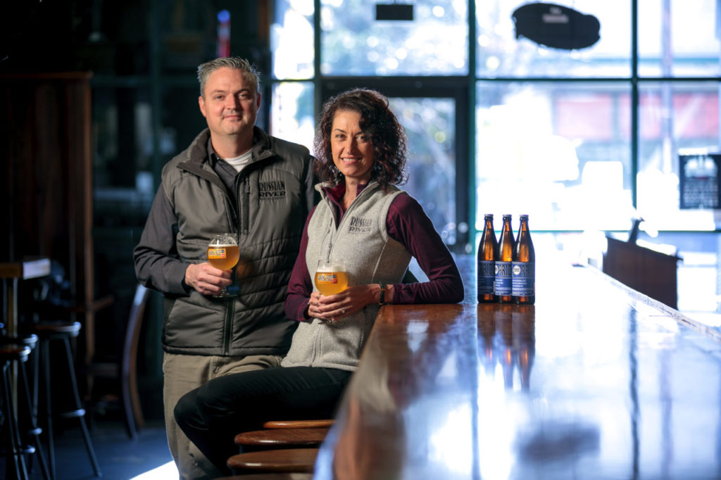 Pride on Tap: Russian River Brewing Company Close to Raising $900,000 for Wildfire Victims