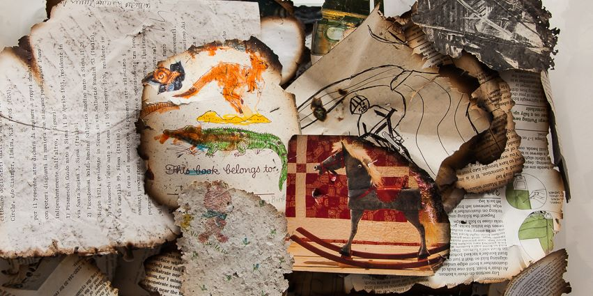 Precious Remnants: Connecting Sonoma County Fire Victims with Pieces of Their Past