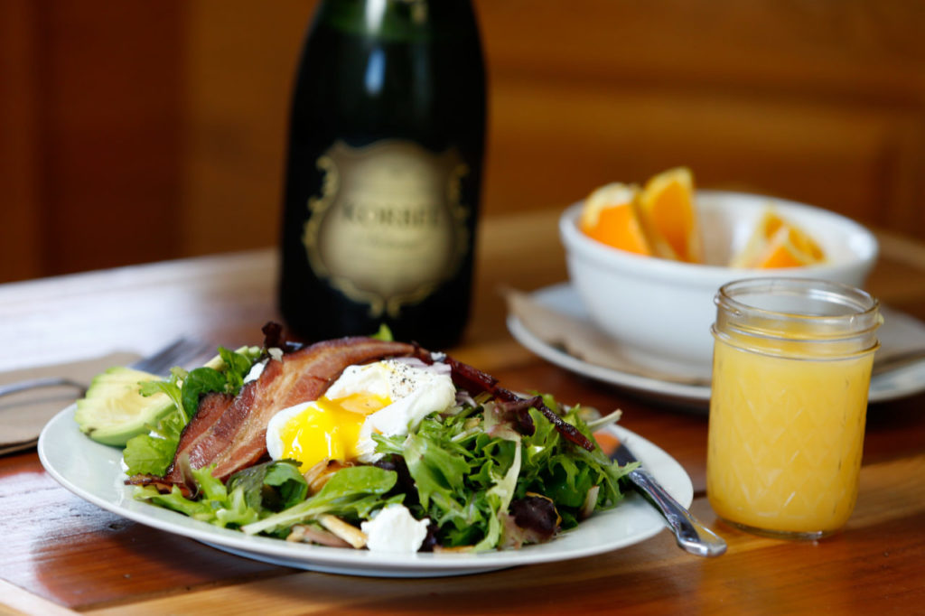 The Best Sonoma Brunch Spots for Bottomless Mimosas