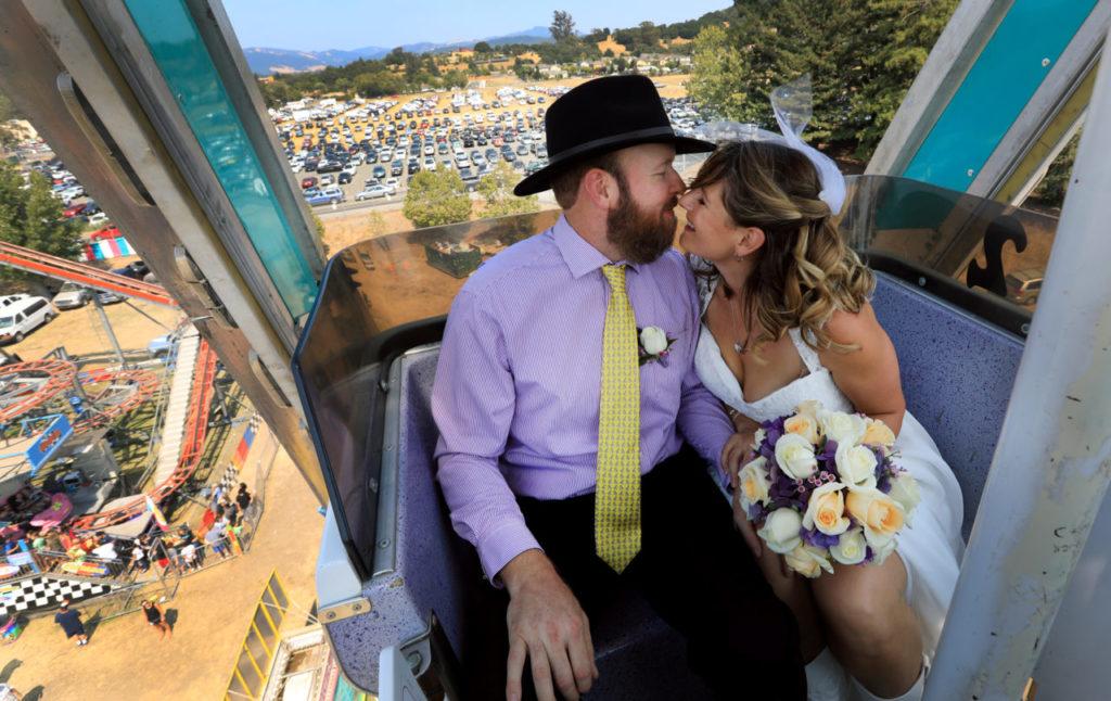 Sonoma County in 40 Kisses