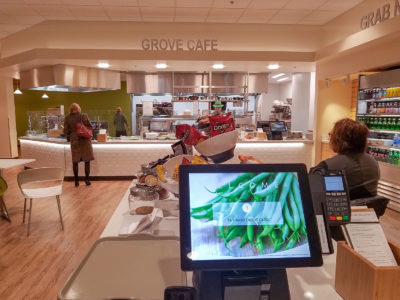 Why a Santa Rosa Cafe Is the Future of the Office Lunch