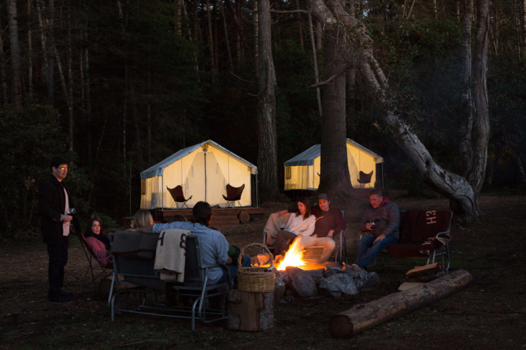 Camp In Style At New Mendocino Quot Glamping Quot Site