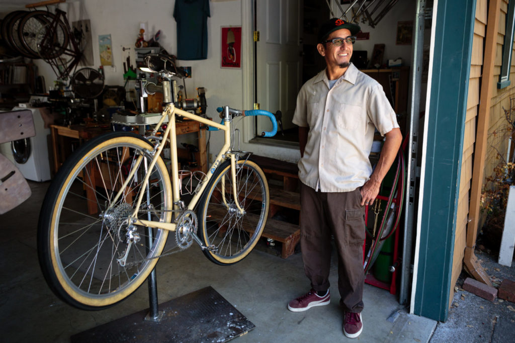 Meet the Makers: Custom Bike Builders in Sonoma and Napa