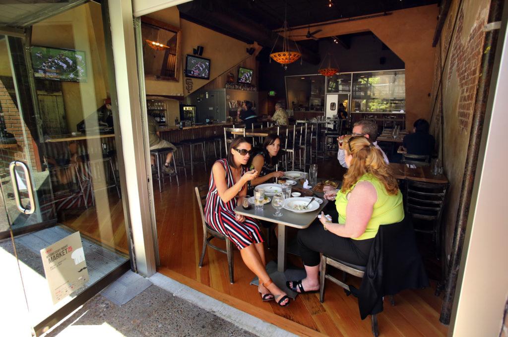 Sonoma Restaurant Week Menu