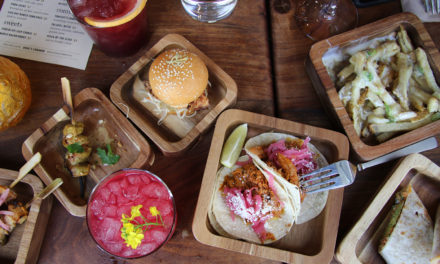 A Secret Meal Is on the Menu at Duke's Common in Healdsburg