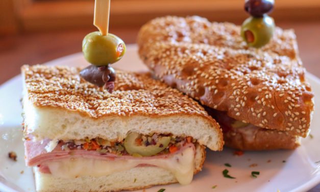 In Santa Rosa, You Can Finally Get That Muffaletta You've Been Craving