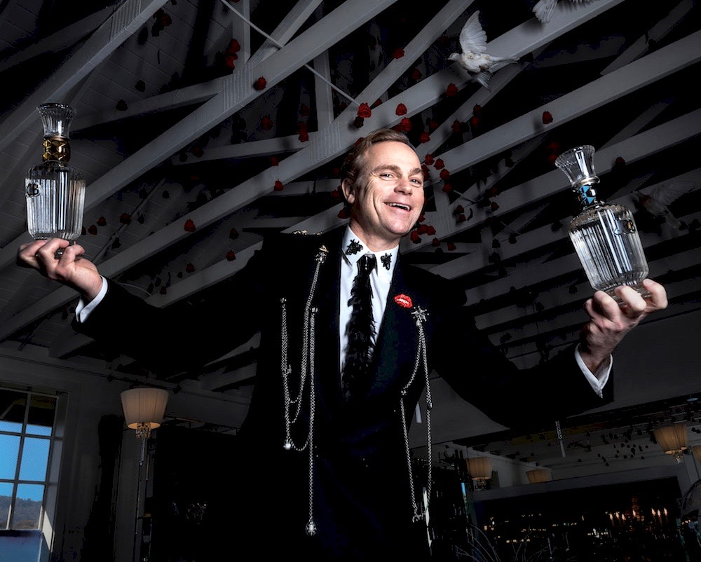 Sonoma Vintner Jean-Charles Boisset Launches Wine-Based Vodkas and Gin
