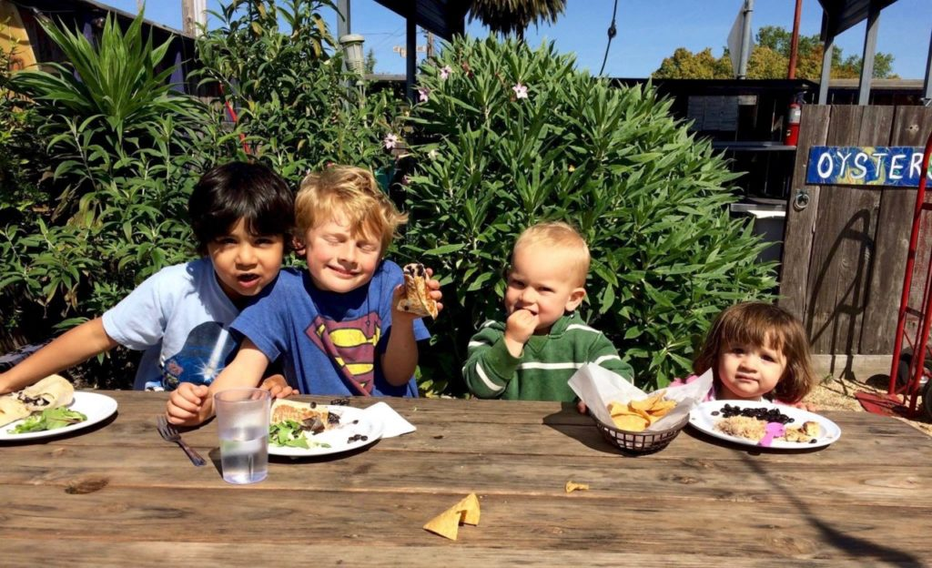 12 of the Best Kid-Friendly Restaurants in Sonoma County