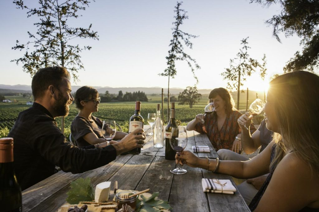 Dry Creek and Alexander Valley Rosé: 15 Sonoma County Wineries to Visit