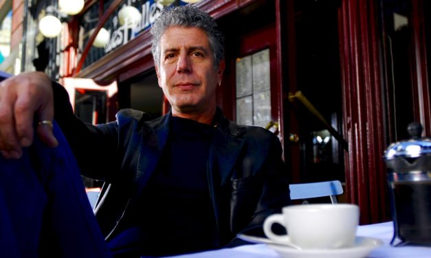 Chef Anthony Bourdain Dead at 61, Lives On in the Memories of Sonoma County