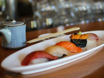 Finding Real Deal Sushi at Sake 107 in Petaluma