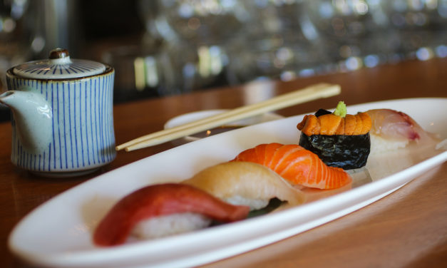 Finding Real Deal Sushi at Sake 107 in Petaluma