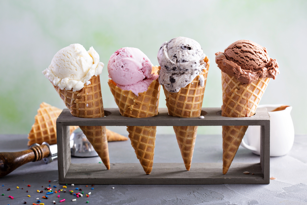 Where to Get the Best Ice Cream in Sonoma County