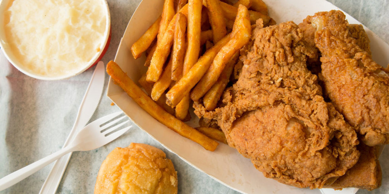 Great Fried Chicken at a Santa Rosa Gas Station? It's True