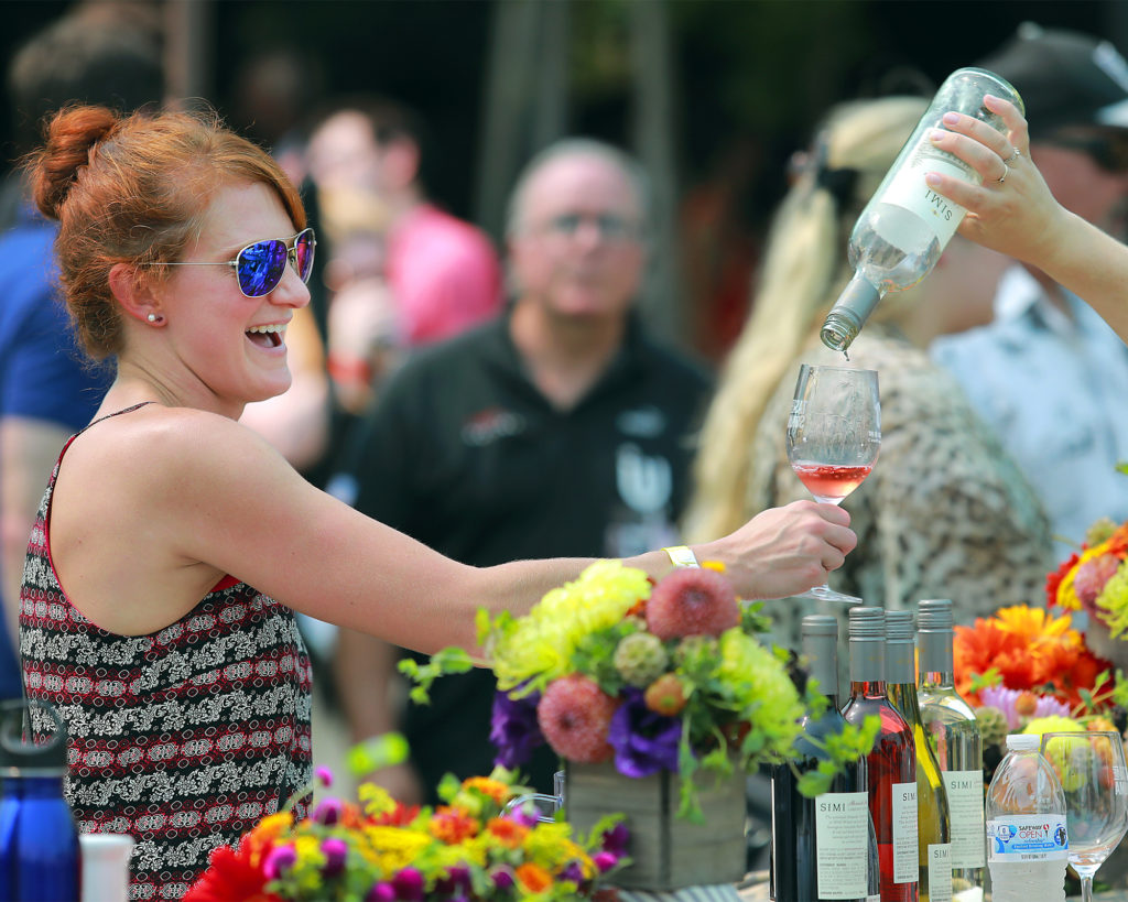 200 Sonoma County Wineries and 60 Chefs at Taste of Sonoma