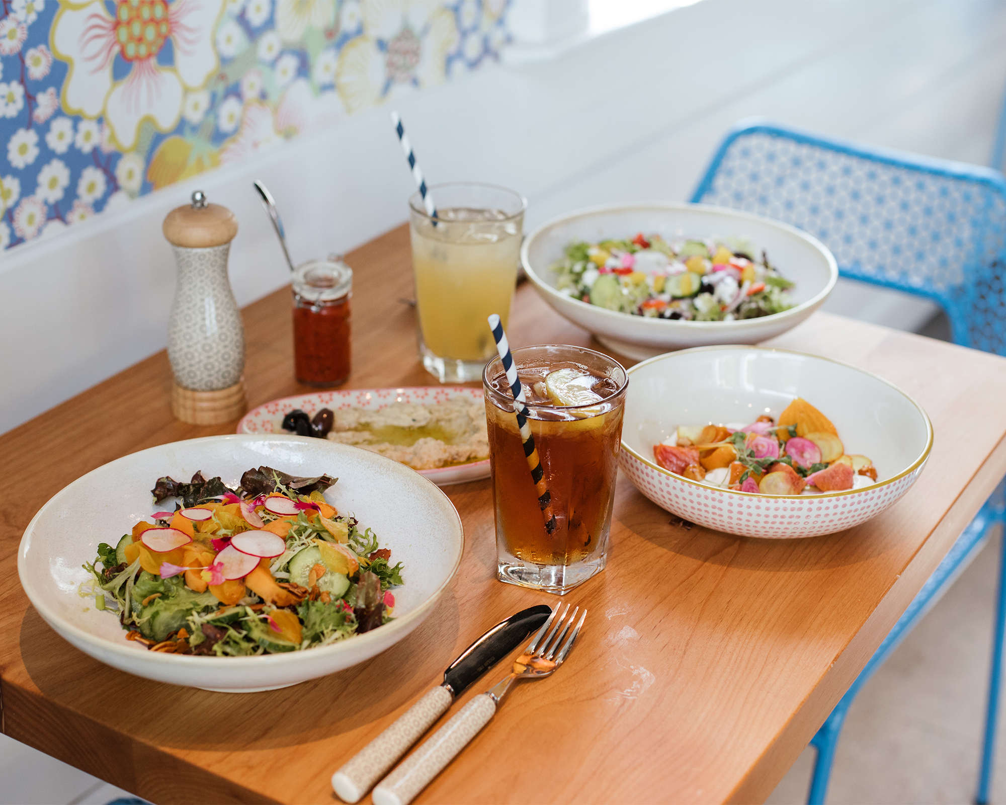 Meal at Stockhome restaurant in Petaluma. Courtesy photo, Elise Aileen Photography.