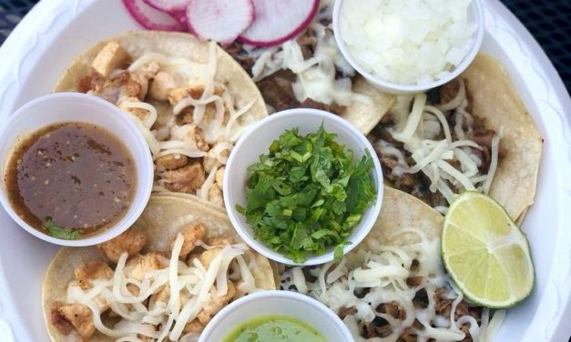 Freaking Tacos: Freaking Awesome Tacos and Sopes in Santa Rosa