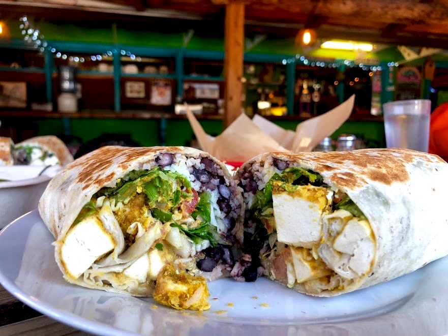 6 Best Veggie Burritos in Sonoma County