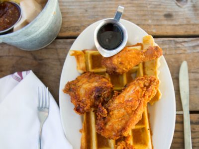 Sonoma's Fremont Diner Reopens as Boxcar Fried Chicken and Biscuits