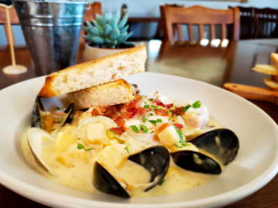 Secret New Dining Spot at Marin's Oldest Bar Worth a Coastal Detour