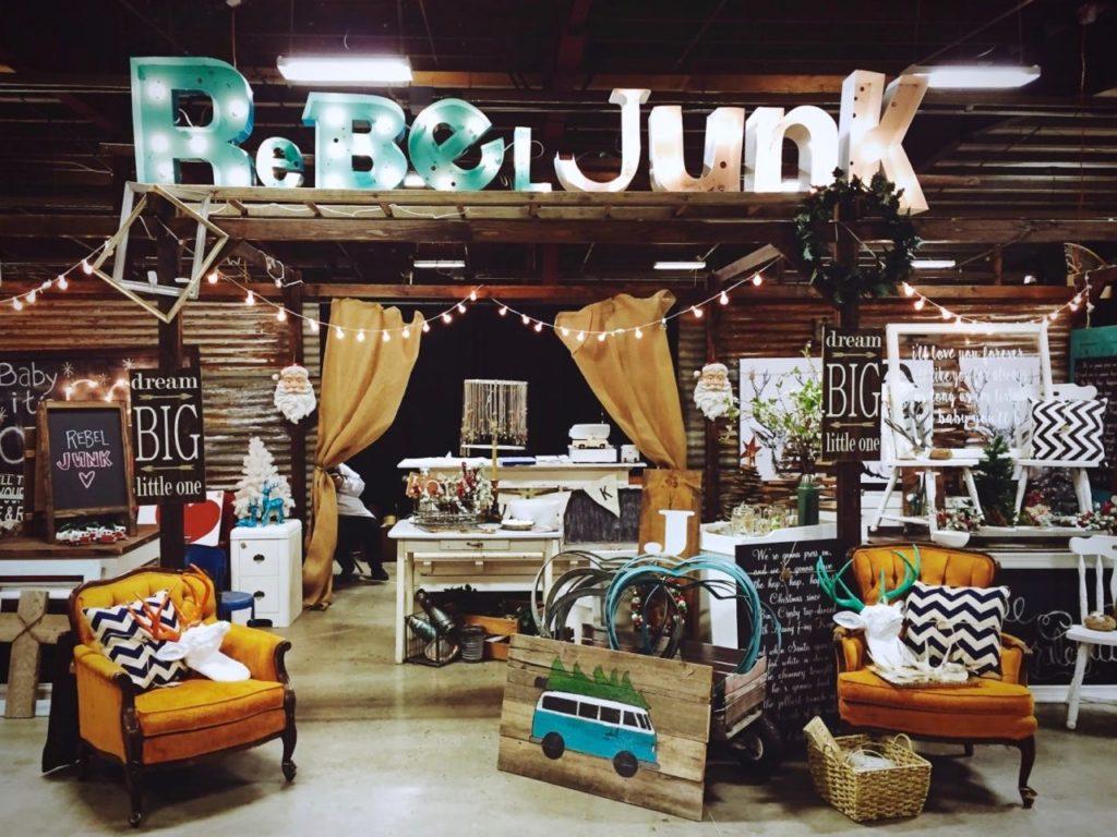 Rebel Junk Vintage Market Comes To Santa Rosa In October