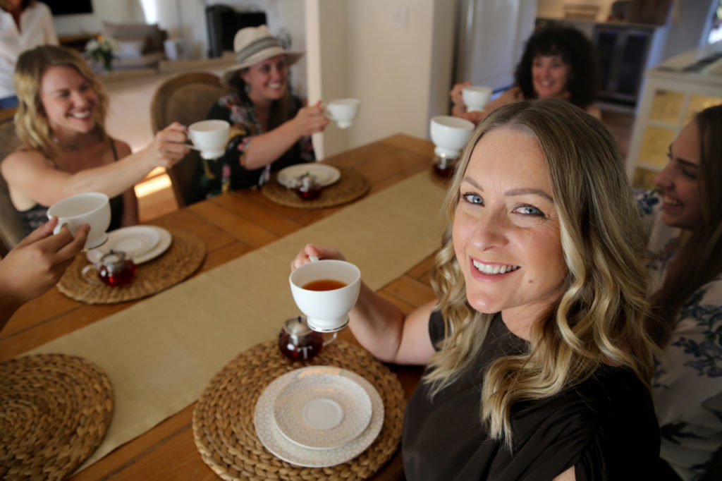 Tea and Sisterhood: New Sonoma Company Wants to Empower Women Through Tea