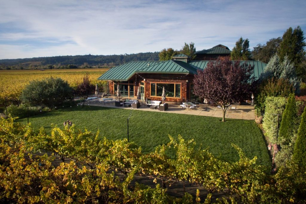 8 Sonoma Wineries Where You Can Spend the Night
