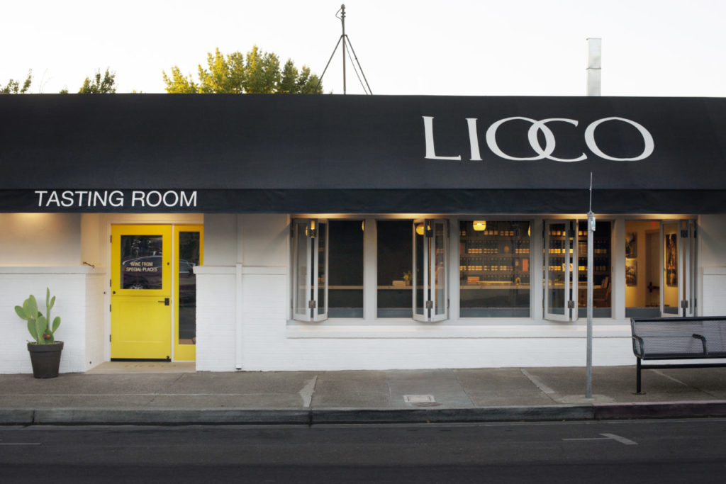Lioco Wine Company Opens Chic New Tasting Room in Healdsburg