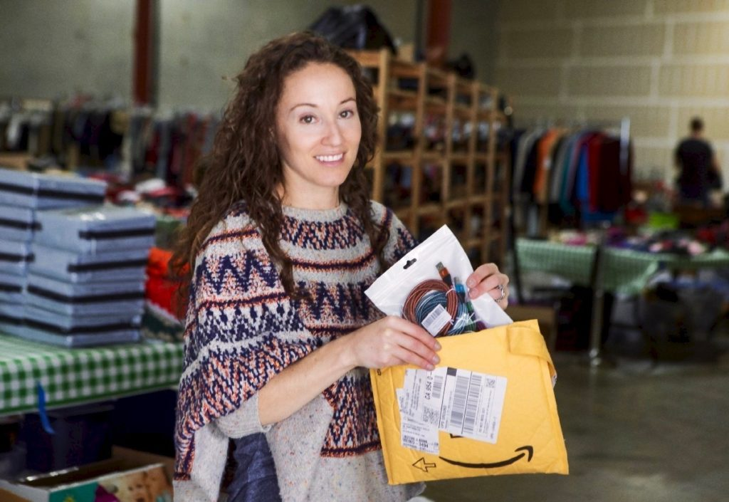 Healdsburg Free Store Reopens to Help Kincade Fire Victims