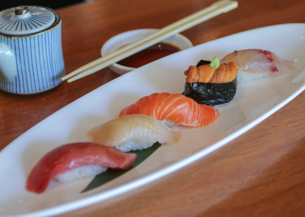 Where to Find the Best Sushi in Sonoma County