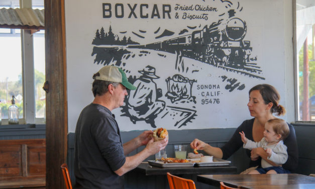 Former Fremont Diner Owners Explain Boxcar Fried Chicken & Biscuits