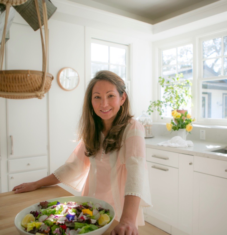Design Guru Julia B. Makes Healdsburg Home, Shares Decor Tips for Dinner Party Success