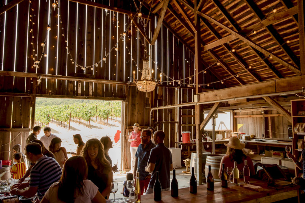 Sonoma Mountain Winery Offers Back-To-The-Land Tasting Experience and Stunning Views