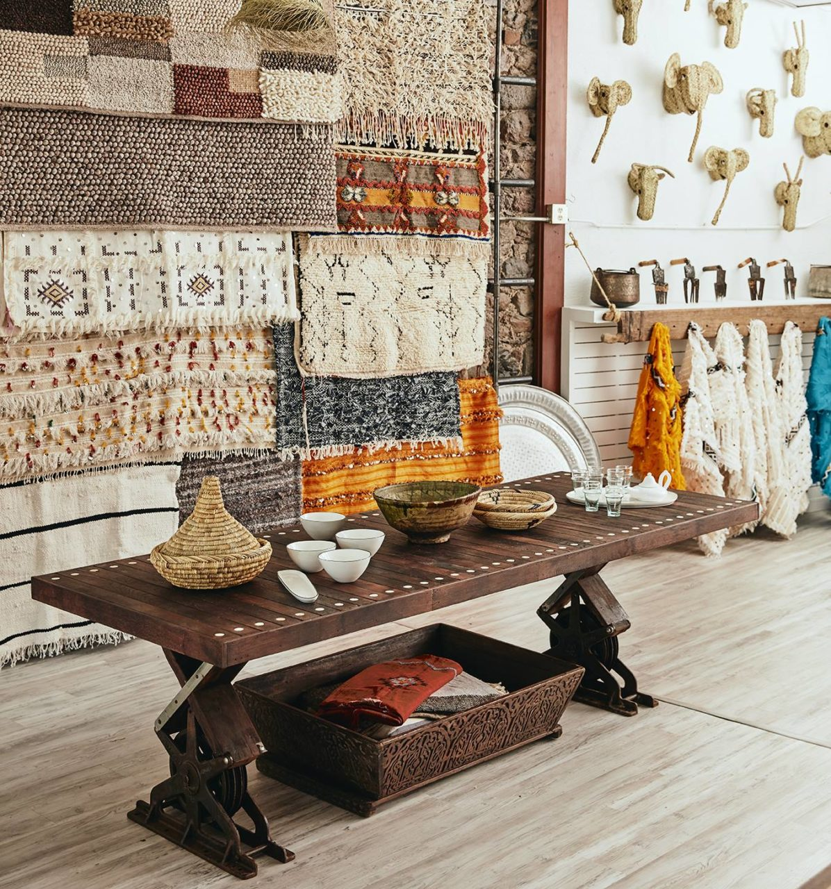 Trend Alert African Decor: Design Trend Alert: Moroccan-Style Furniture And Decor