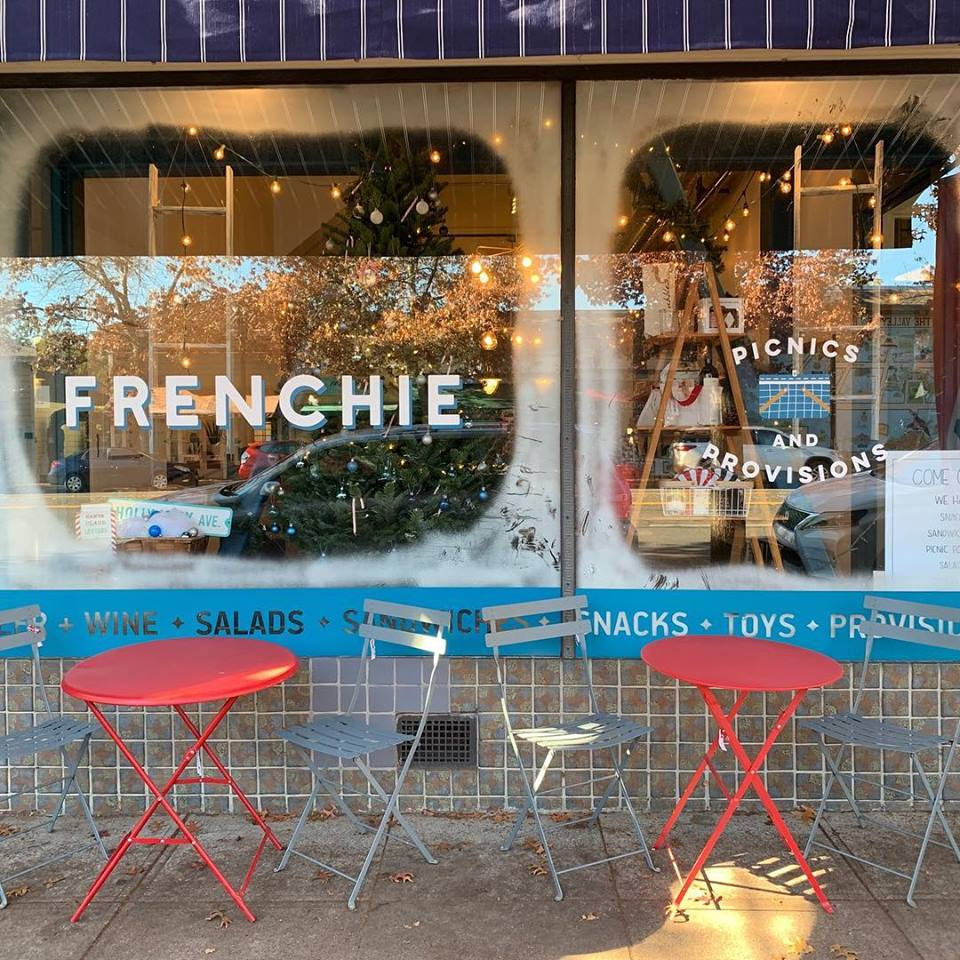 Frenchie Provisions opened in Sonoma. Courtesy photo.