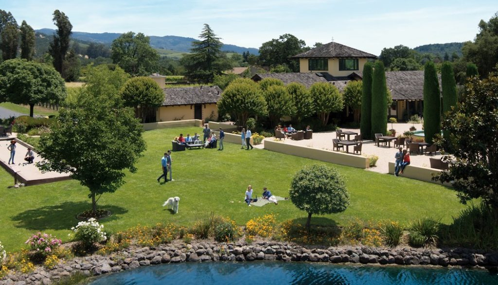 Have a Ball at Sonoma County Wineries with Bocce Courts