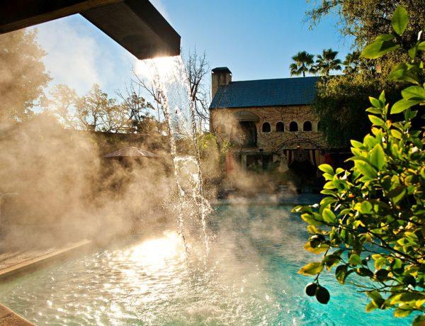 Pool at Kenwood Inn $ Spa