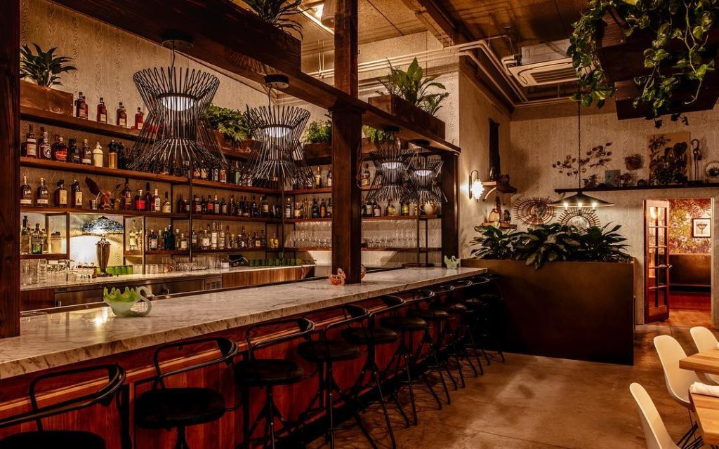 New Retro Lounge Bars Are Shaking Up Sonoma County's Nightlife