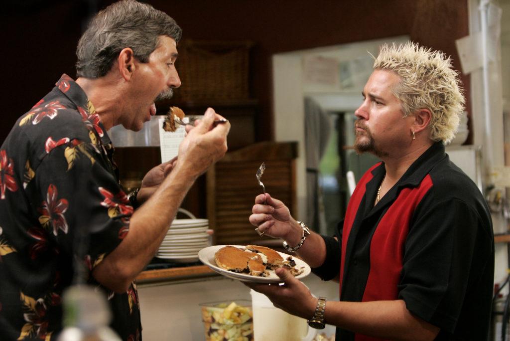 Guy Fieri's Favorite Sonoma County Restaurants