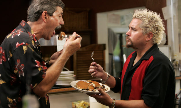 Guy Fieri's Favorite Sonoma County Restaurants