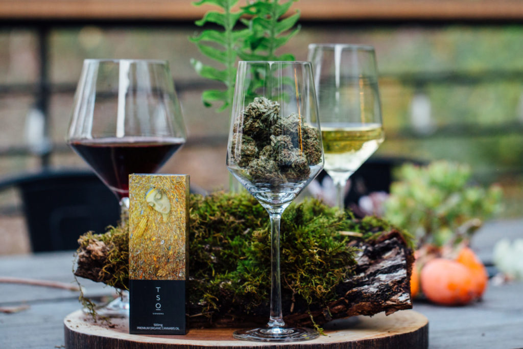 Pairing Wine & Weed: Sonoma Wine Industry Embraces Cannabis
