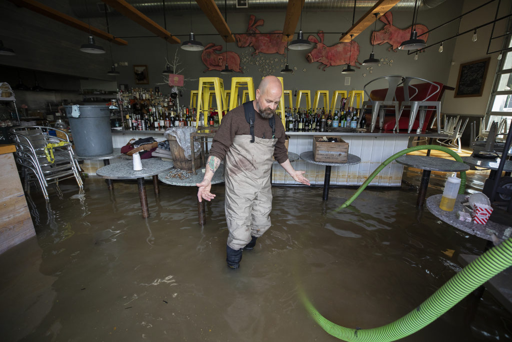 After the Flood: How to Help Restaurants at The Barlow, West County Now