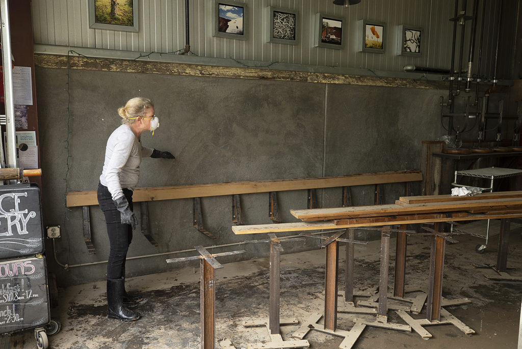 Village Bakery Will Rise Again After Devastating Flood